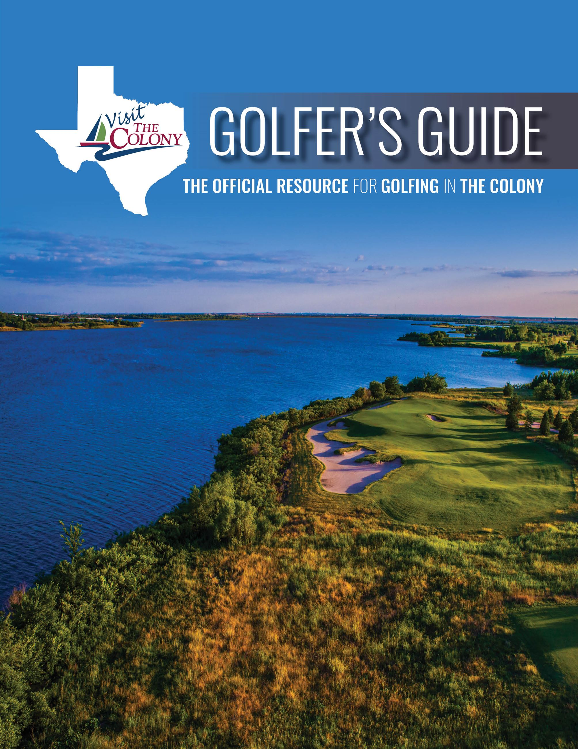 Golf Guide 2018_Cover