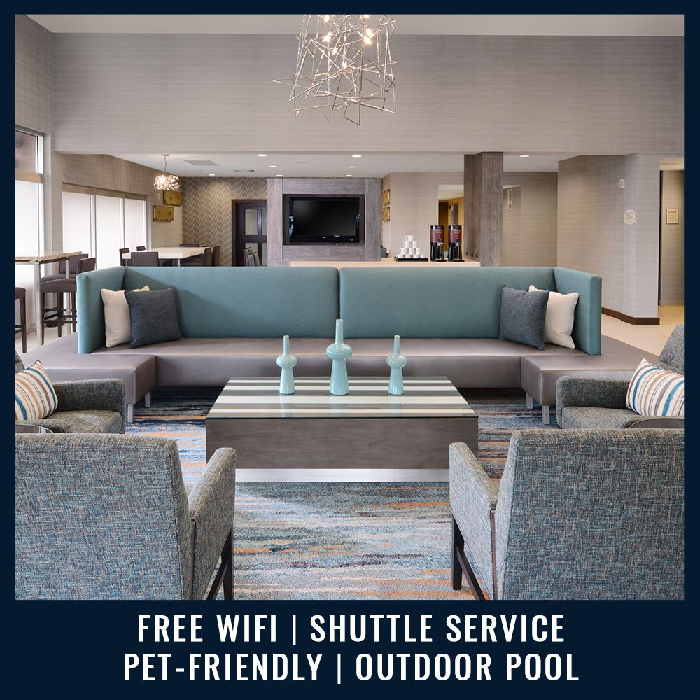 Residence Inn by Marriott - Free Wifi | Shuttle Service | Pet-Friendly | Outdoor Pool