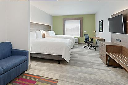 Holiday Inn Express_Room 1