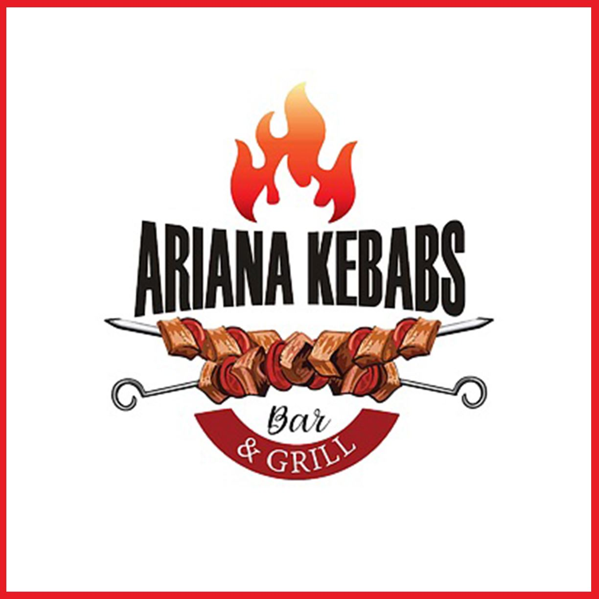 Ariana Kebabs Logo - Website Coupon Icon