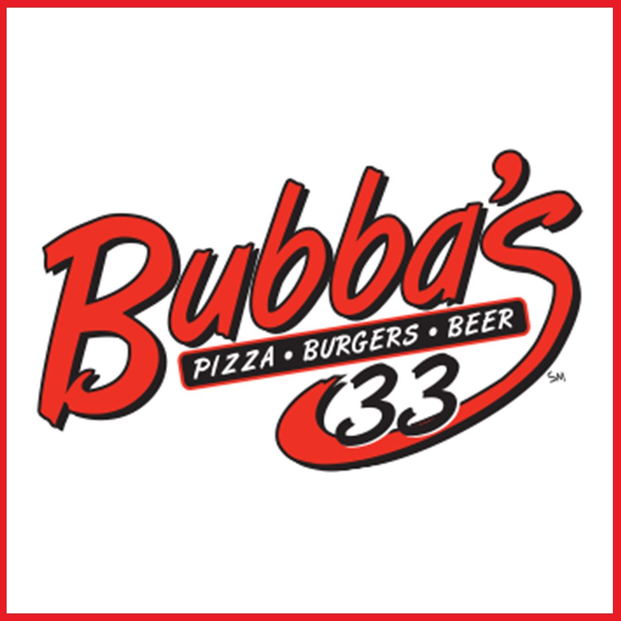 Bubbas 33 Logo - Website Coupon Icon