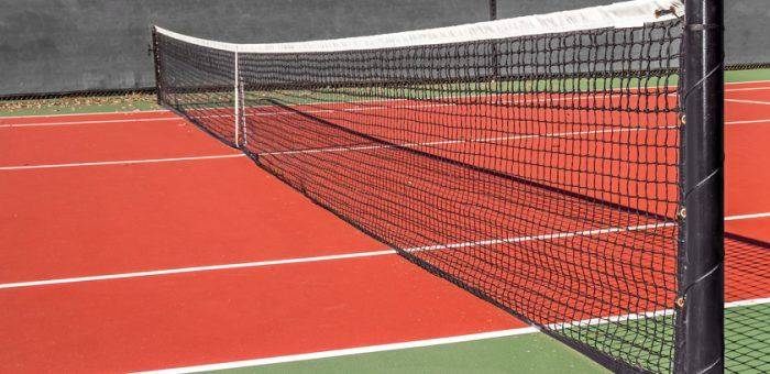 Tennis Courts at Bridges Park