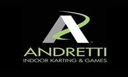 Andretti Indoor Karting and Games Website